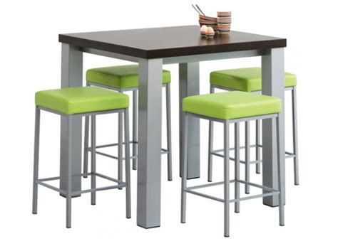 trouver table de bar haute conforama