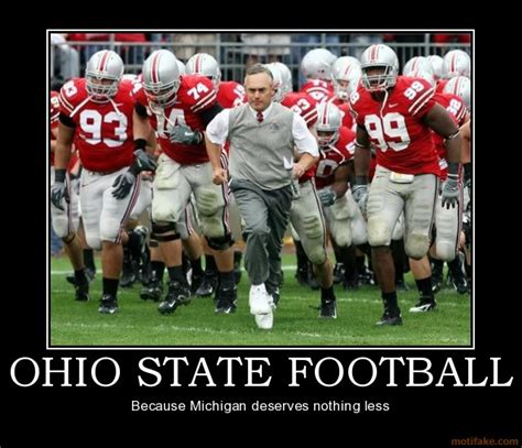Ohio State Football Memes - funny quotes about ohio state quotesgram