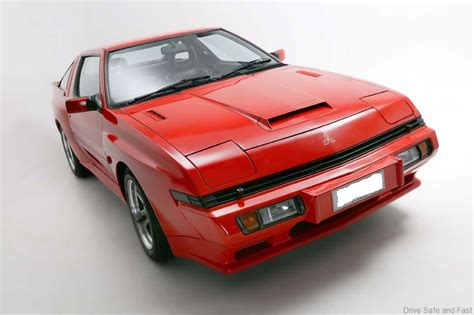 mitsubishi starion mitsubishi starion turbo wide arched used supercar review