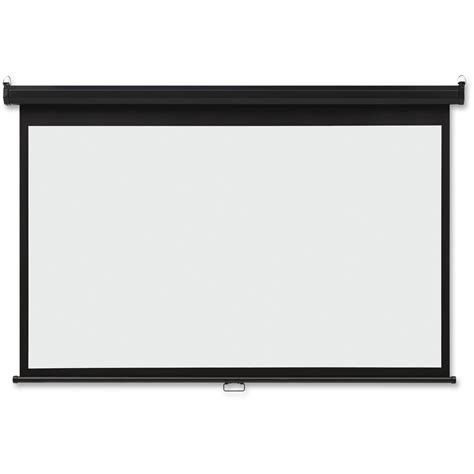 "Acco Projection Screen 105 7"" 16:9 Wall Mount"