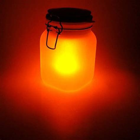 sun jar solar powered light the green