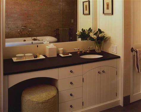 bathroom vanity with sink and makeup area nice idea bathroom vanities with makeup table best 25 sink