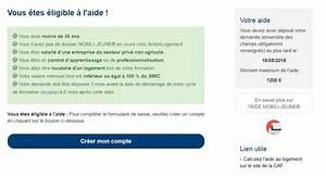 Pret Caf En Ligne : caf dossier fsl en ligne ~ Gottalentnigeria.com Avis de Voitures