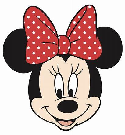 Minnie Mouse Template Face Printable Mickey Outline