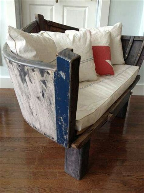Old Boat Chairs by 1000 Images About What To Do With An Old Boat On