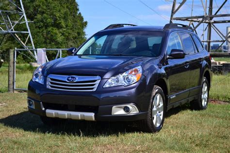2011 Subaru Outback 3.6r Limited Review & Test Drive