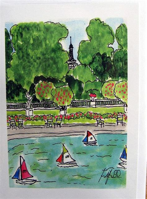 Sailboats Jardin Du Luxembourg by 93 Best Fifi S Atelier Studio Images On