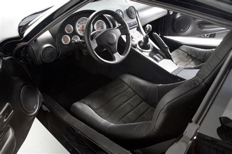 Factory Five Gtm Interior View