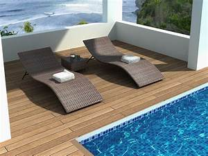 Pool Lounge Chairs for Outdoor Recreational Areas - Traba