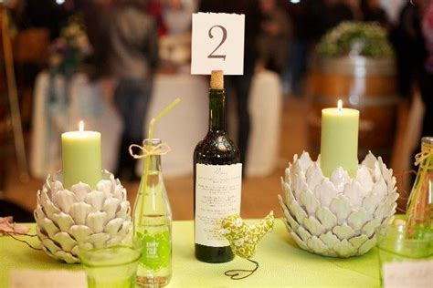 7 awesome diy wine bottle centerpiece ideas for your big