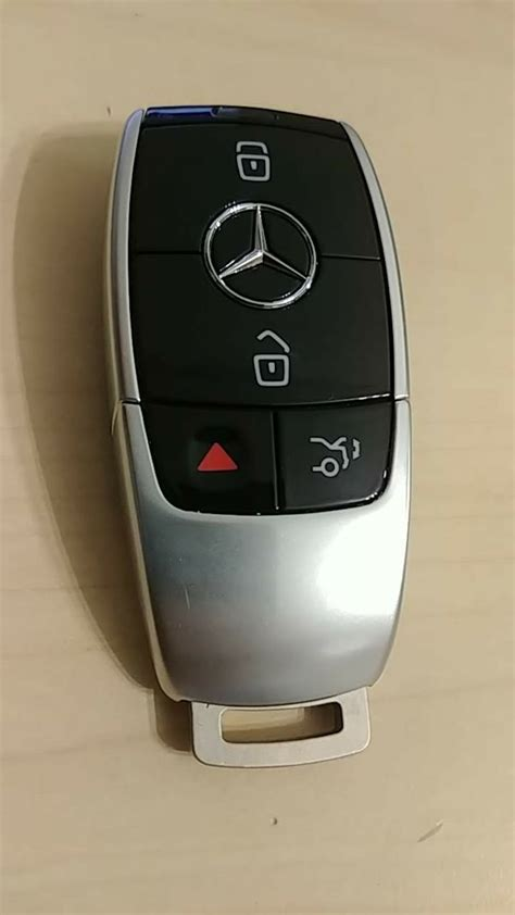 Smart key for mercedes s cl e clk 3 button 315mhz 434mhz. Mercedes Benz E Class Smart Key (2017) FOB keyless entry for Sale in South Pasadena, CA - OfferUp