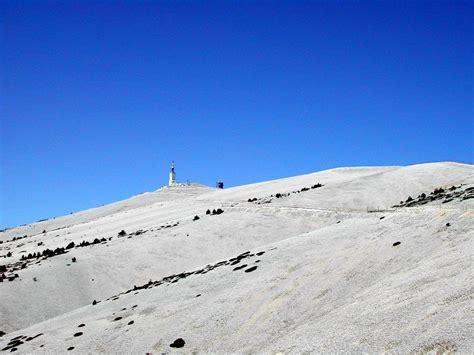 panoramio photo of le mont ventoux
