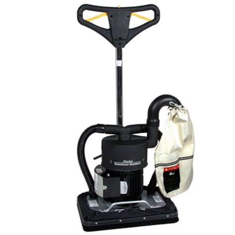 Clarke Floor Sander by Clarke American Obs 18dc Orbital Floor Sander On Review
