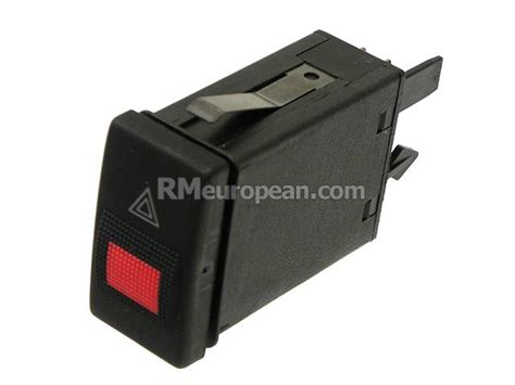 audi trw mera hazard flasher switch with turn signal emergency flasher relay 8d0941509e01c