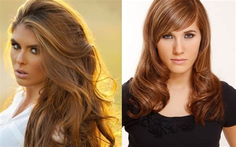 dying hair from brown to light brown light brown hair dye hair color trends