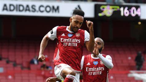 Arsenal's Aubameyang makes Shearer's Premier League Team ...
