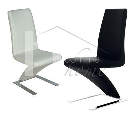 chaise noir et blanc chaise pu noir pu blanc moselle zd1 c d ec 127 jpg