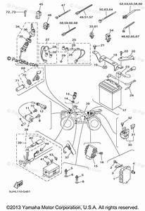 Yamaha Atv 2009 Oem Parts Diagram For Electrical