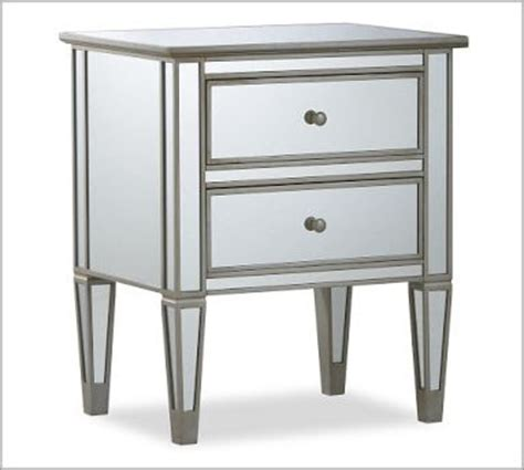 Mirrored Nightstands Cheap by Home Improvement Bedside Tables Cheap