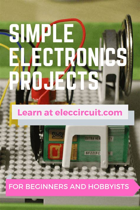 Simple Electronic Projects Top For You Eleccircuit