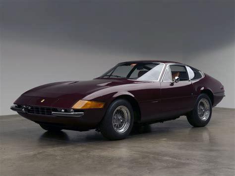 1971 Ferrari 365 GTB-4 Daytona US-spec supercar supercars ...