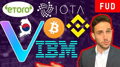 Bitcoin, ethereum and more supported. Ledger LIVE! IOTA Smart City, CBOE Bitcoin ETF, Binance $1Million Donation VeChain Thor Wallet ...