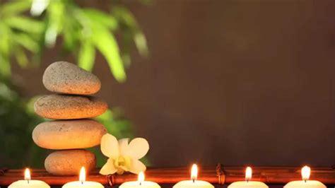 Background Message Morning Awakening Meditation Spa