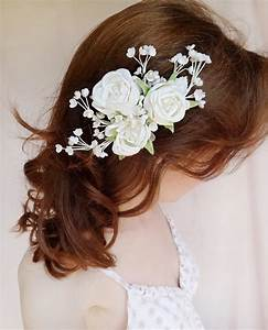 Bridal Hair Accessory Pearl Wedding Hairpiece Bridal