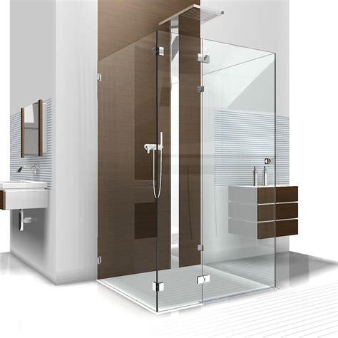 dusche aus glas u dusche aus glas duschabtrennung aus glas in u form dusche als u