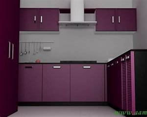 Modular kitchen design for small area for Kitchen design for small areas