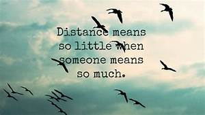 Friendship Distance Quotes Tumblr – Quotesta