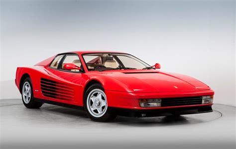 Here's Why Ferrari's Old 'flat-12' Isn't Exactly A Flat-12