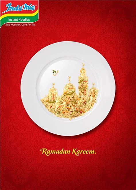 indomie ramadan ad imagery  behance    daily