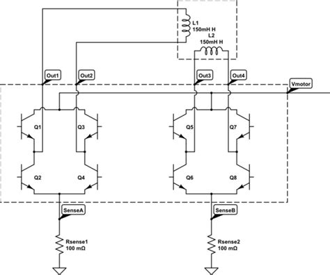 Can Constant Current Stepper Driver Coerced Act
