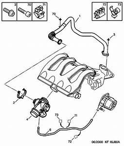 Egr Valve For Citroen Berlingo 1 9 D Dw8 1628gr 96 U0026gt  Bosch