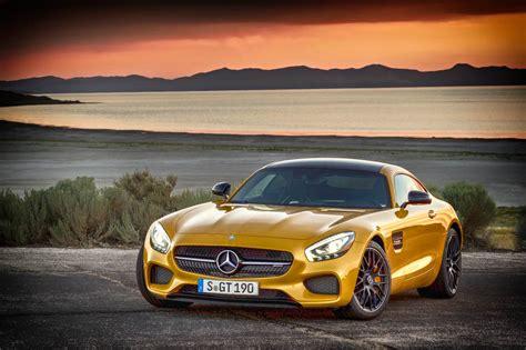 2018 Mercedes Amg Gt 4 Car Interior Design