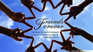 Friends Forever Quotes. QuotesGram