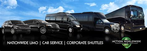 nationwide limo service