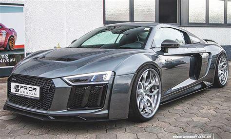 Audi R8 Tuning by Audi R8 4s Tuning Prior Design Autozeitung De