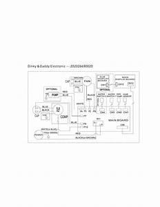 Frigidaire Fad704tdp1 Dehumidifier Parts