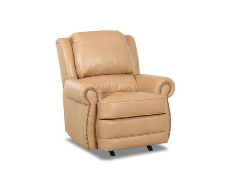 leather swivel recliner chair leppard leather swivel