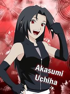 Akasumi Uchiha Naruto Fanon Wiki FANDOM Powered By Wikia