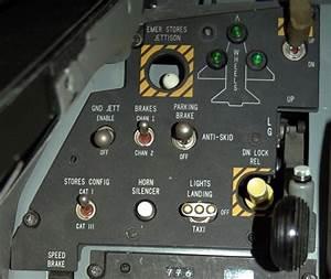 Landing Gear Panel