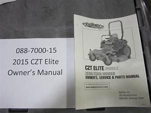 Bad Boy Mower Parts - 088-7000-15