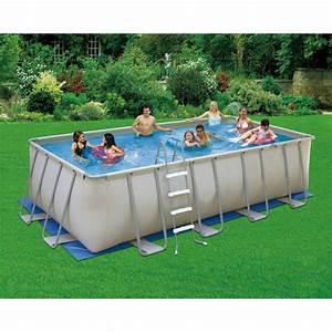 Piscine Tubulaire Hors Sol : piscine hors sol tubulaire garden leisure piscine tubulaire piscine shop ~ Melissatoandfro.com Idées de Décoration
