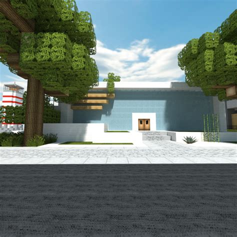 narrow house plans with garage small modern survival house minecraft best house design