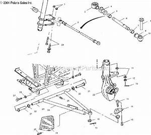 Polaris A02cd32aa Parts List And Diagram