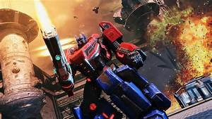 Transformers Fall Of Cybertron : transformers fall of cybertron optimus prime ~ Medecine-chirurgie-esthetiques.com Avis de Voitures
