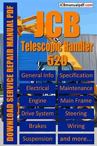 Pin On Jcb Telescopic Handler Service Manual Pdf