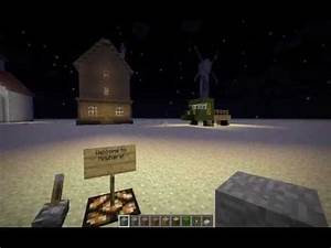 Courage The Cowardly Dog House Minecraft Project